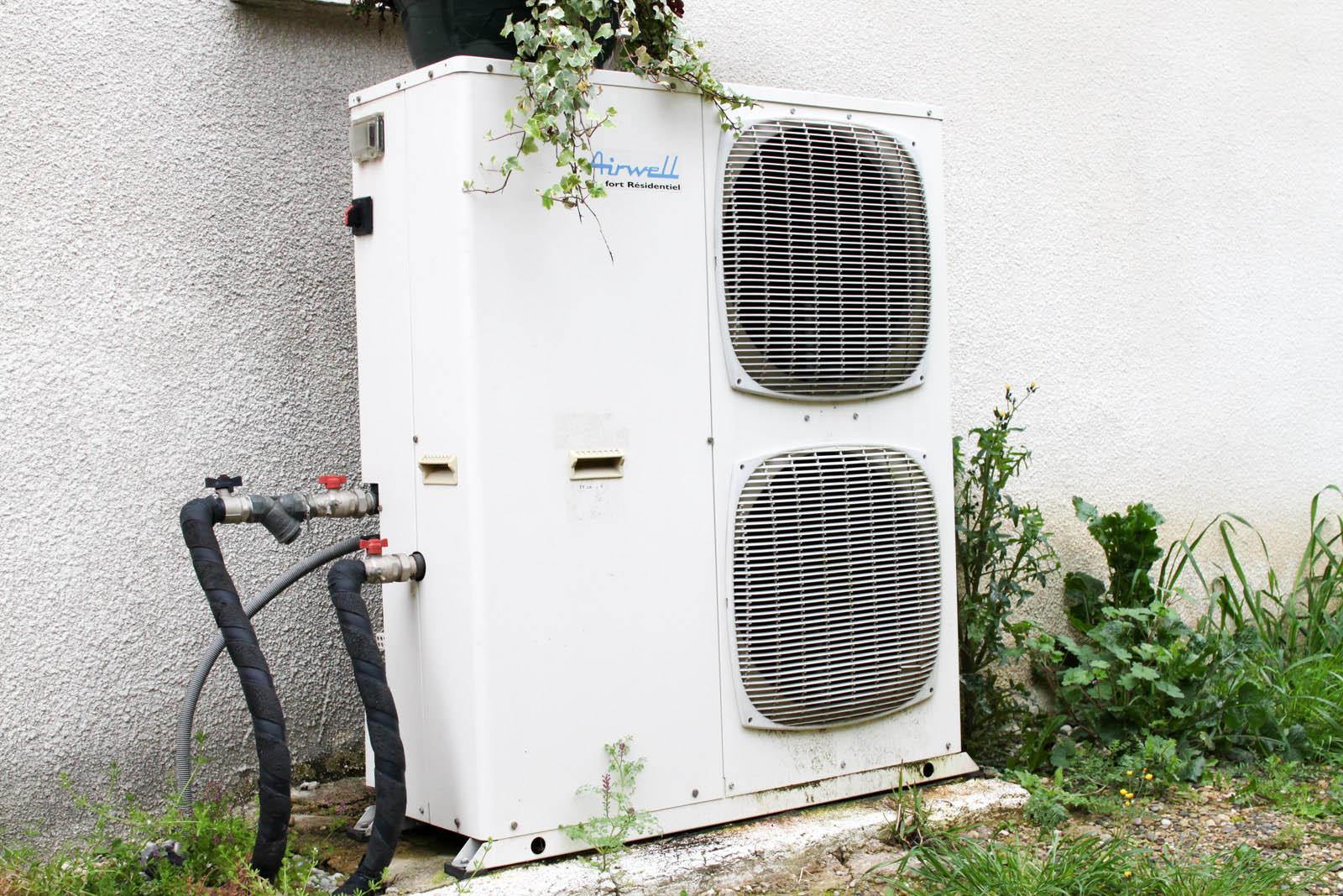 Chauffage et nergies renouvelables sommi res dans le for Installation pompe a chaleur