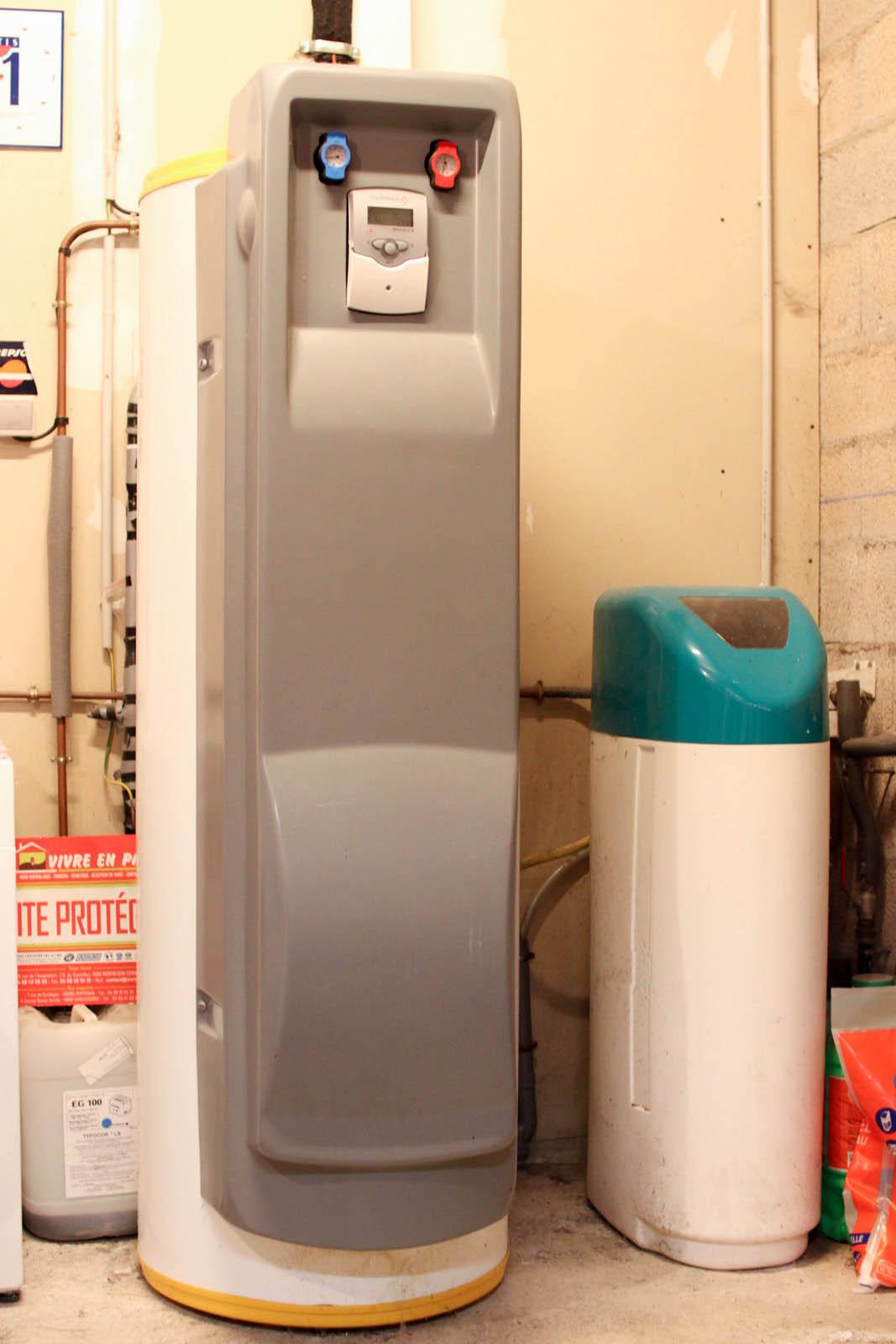 Plomberie salles de bains zinguerie sommi res for Fuite d eau chauffe eau
