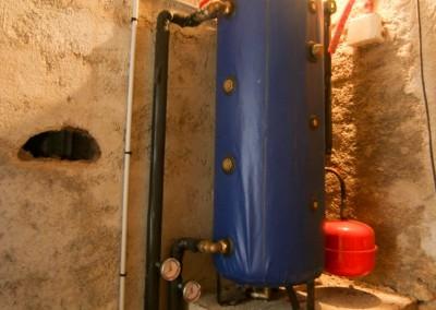 Installation d'une pompe à chaleur haute température