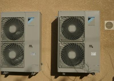 Système de climation, chauffage, VMC...