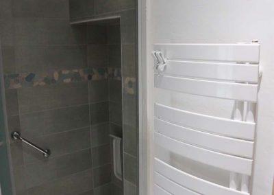 Rénovation salle de bains et chauffage